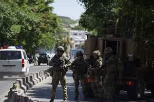 Шесть человек погибли при взрыве в шиитской мечети Кабула