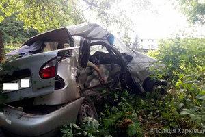 Жестокое ДТП в Харькове: погибли два человека