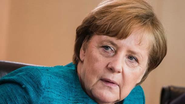 Меркель жестко выступила против новых антироссийских санкций США
