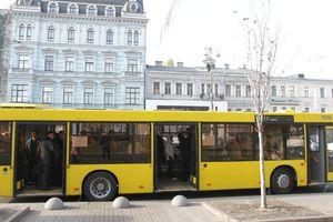 В Киеве изменится работа автобусов маршрута №31 (схема)