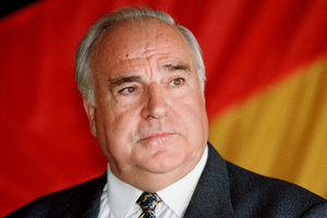 Умер экс-канцлер ФРГ Гельмут Коль