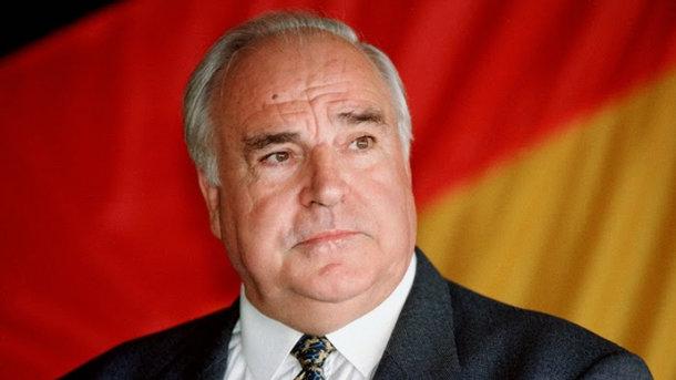 Скончался прежний канцлер Германии Гельмут Коль
