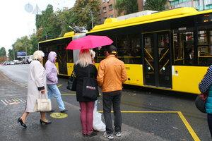 В центре Киева перекроют дороги ради Марша равенства: как будет ездить городской транспорт