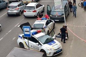 Во Львове патрульный, защищаясь, выстрелил в бойцовского пса