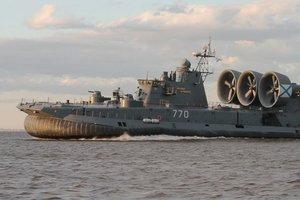 """Российским морякам построят """"невидимые"""" летающие корабли"""