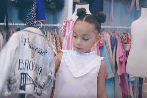Видеохит: супермодный гардероб 5-летней девочки поражает воображение