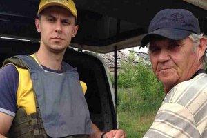 Гуманитарный штаб привез помощь в горячие точки Донбасса