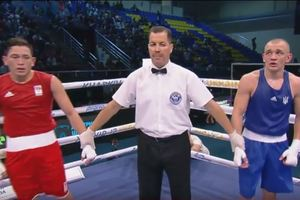 Украинский боксер Барабанов вышел в 1/8 финала чемпионата Европы в Харькове