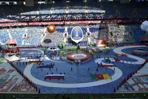 Зрители проигнорировали церемонию открытия Кубка Конфедерации-2017 в России