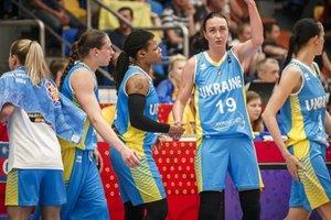 Украинки уступили Испании на Евробаскете-2017