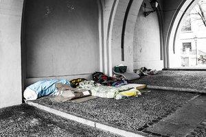 В Одессе планируют открыть службу помощи бездомным