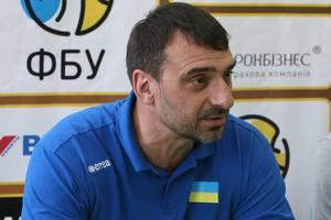 """Тренер сборной Украины: """"Нас хватило на 20 минут, а потом наступил провал"""""""