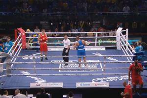 Украинский боксер Рамазан Муслимов дебютировал на чемпионате Европы с победы