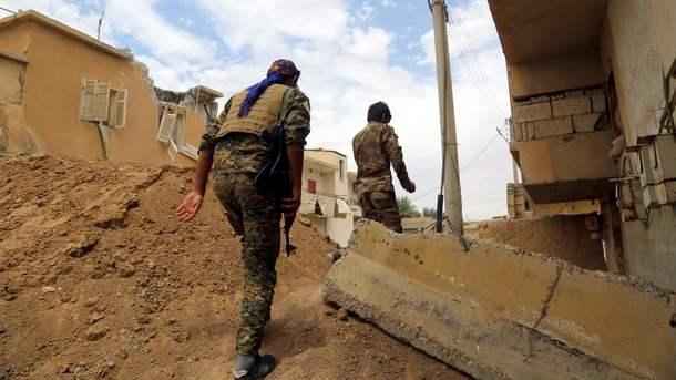 США поддержали объявление перемирия наюго-востоке Сирии