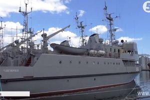 Катер ВМС Украины впервые за 20 лет сможет выйти в море