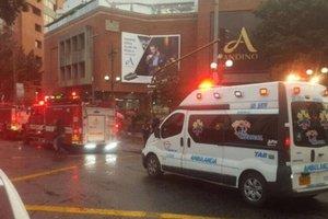 В Колумбии прогремел взрыв в торговом центре: есть жертвы