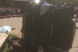 Ужасное ДТП в центре Львова: внедорожник врезался в толпу людей, есть жертвы