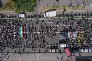 Марш равенства в Киеве: полиция рассказала о пострадавших