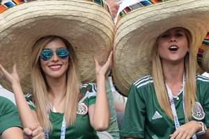 Кубок конфедераций: мексиканцы вырвали ничью в матче с Португалией