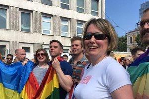Марш равенства в Киеве: появилось видео первых столкновений