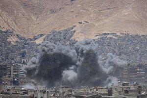 В Иране заявляют, что нанесли ракетный удар по террористам в Сирии