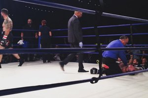Боксер Тим Хаг умер после нокаута