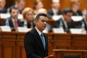 Парламент Румынии будет голосовать за вотум недоверия правительству
