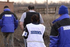 ОБСЕ: Под оккупированной Горловкой подорвался грузовик с гражданскими