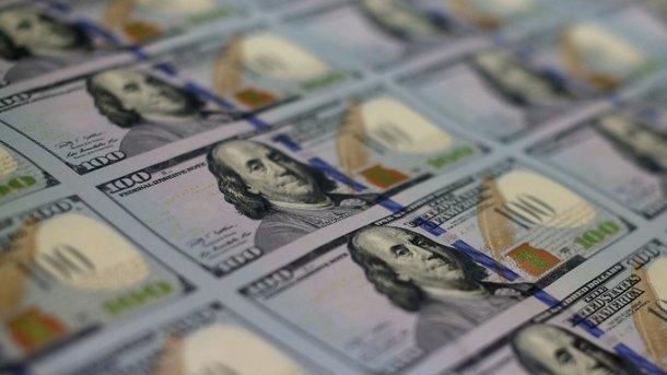 В Украине подрос курс доллара
