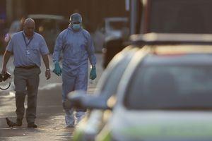 Наезд фургона на толпу в Лондоне признали терактом