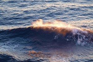Семью с ребенком унесло на матрасе в открытое море