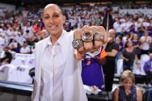 Дайана Таурази - самая результативная баскетболистка в истории женской НБА