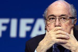 Экс-глава ФИФА Блаттер назвал ябедой информатора WADA Юлию Степанову