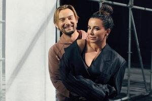 Алан Бадоев прокомментировал откровенный клип Ани Лорак