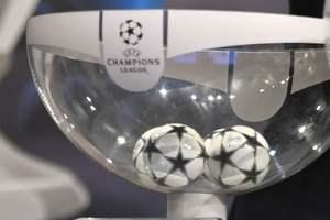 Путь в Киев: результаты жеребьевки первого раунда Лиги чемпионов