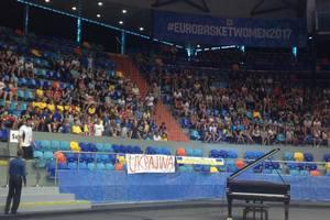Украина получила неожиданную поддержку на Евробаскете-2017