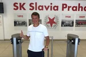 """Руслан Ротань прибыл в Чехию, где подпишет контракт со """"Славией"""""""