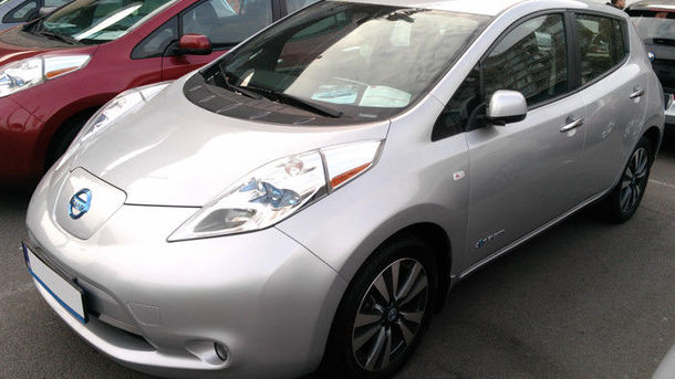 Самым высоким спросом в Украине пользуются электрокары от Nissan. Фото: EcoCars