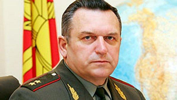 Николай Богдановский (на фото еще погоны генерал-лейтенанта). Фото: mil.ru