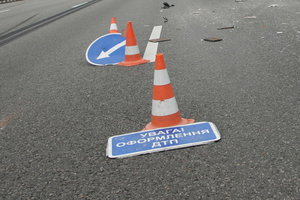 Подробности смертельного ДТП в Киеве: водитель, сбивший пешехода, вернулся на место аварии