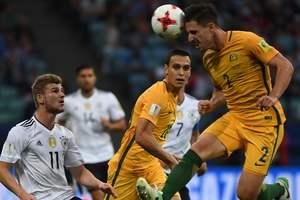 Сборная Германии стартовала с победы на Кубке Конфедераций