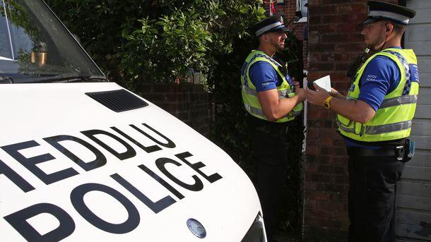 Наезд налюдей встолице Англии : подозреваемого направили на психическую  экспертизу