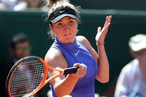 Элина Свитолина вышла во второй раунд турнира в Бирмингеме