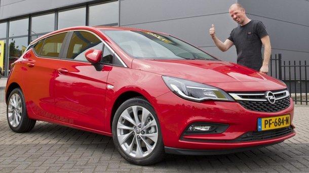 Opel подарил нидерландцу автомобиль за видеоролик с Человеком-пауком