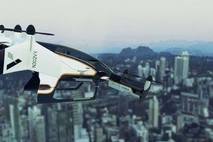 Airbus показал на видео, как работает летающее такси