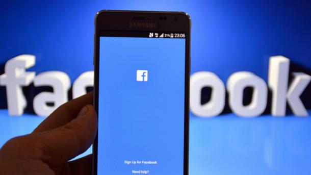 На социальная сеть Facebook уже 9 млн украинцев