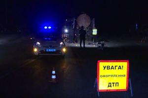 Под Винницей внедорожник с подростками протаранил грузовик: есть погибший и много пострадавших