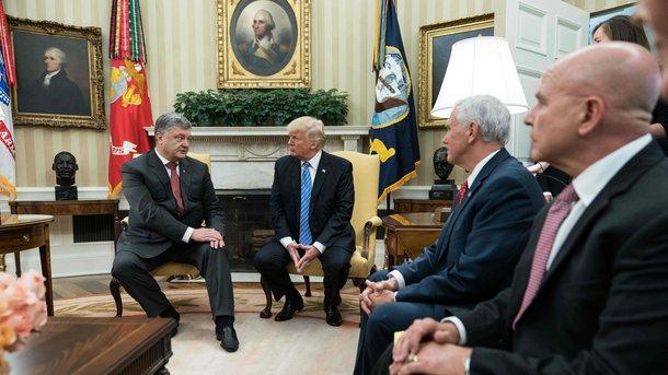 Порошенко рассказал, присоединятся ли США к формату переговоров с РФ