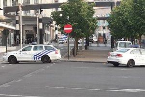 На вокзале Брюсселя полиция нейтрализовала смертника