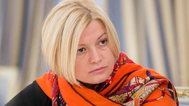 Геращенко заявила о росте количества пленных в ОРДЛО